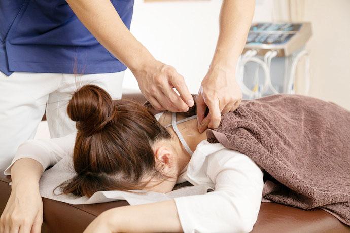 星野鍼灸整骨院 鍼灸の画像