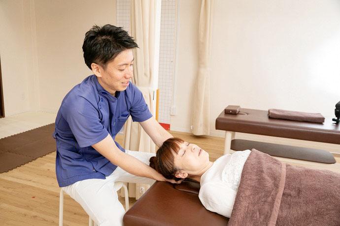 星野鍼灸整骨院 寝違えの画像